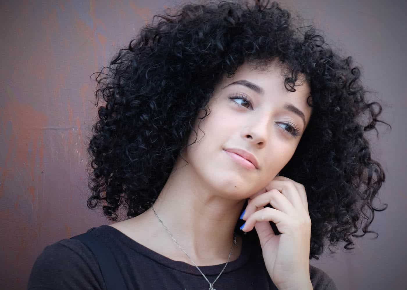 Perm Rod Hairstyles On Short Hair Curls Natural Hair And Relaxed Hair