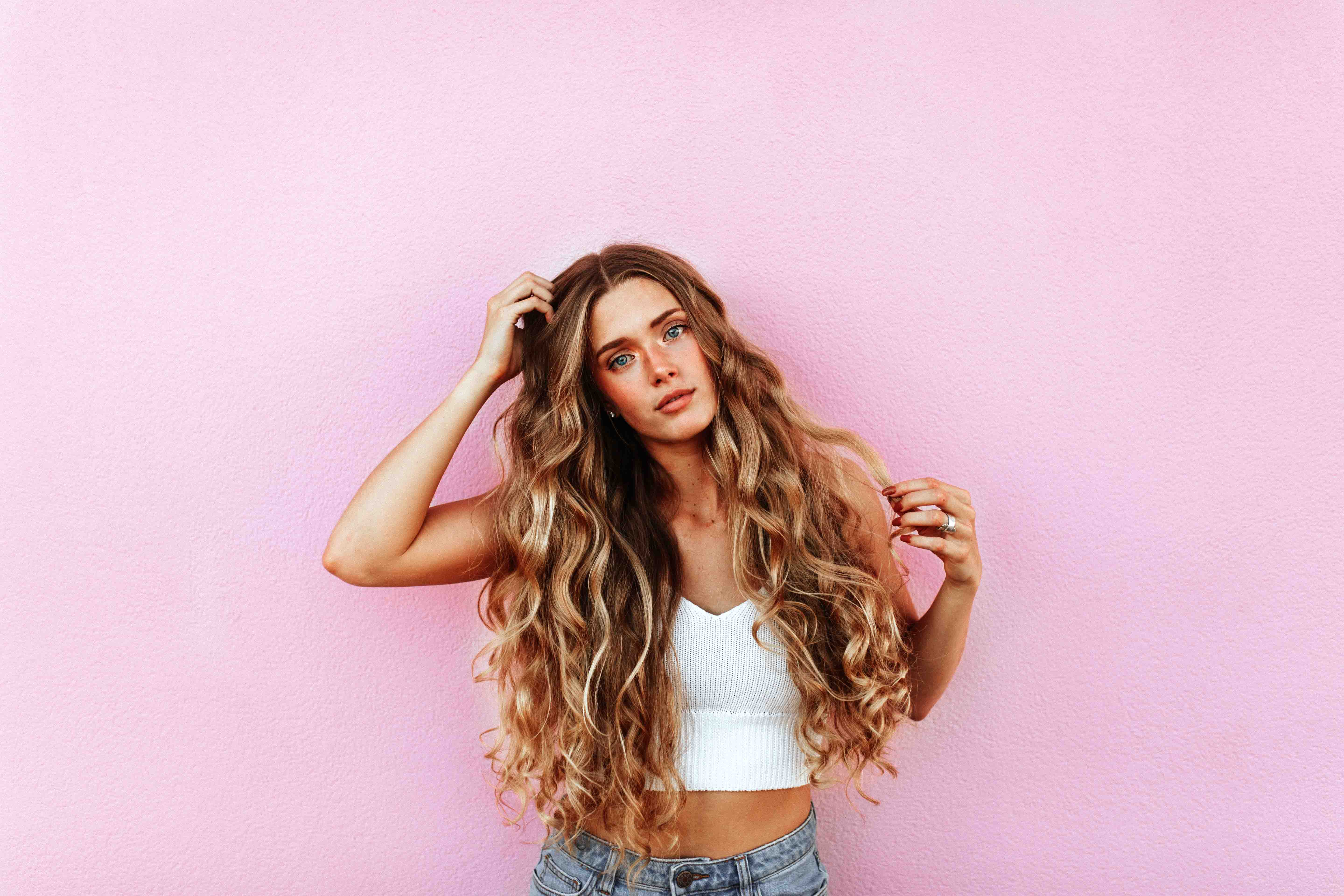 Beach Wave Perm Types Of Perms How Long Does A Perm Last