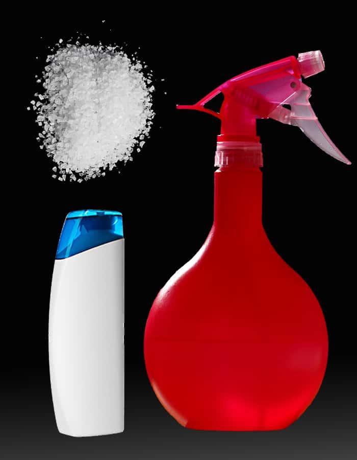 Sea Salt Texture Spray - Beach wave hair product