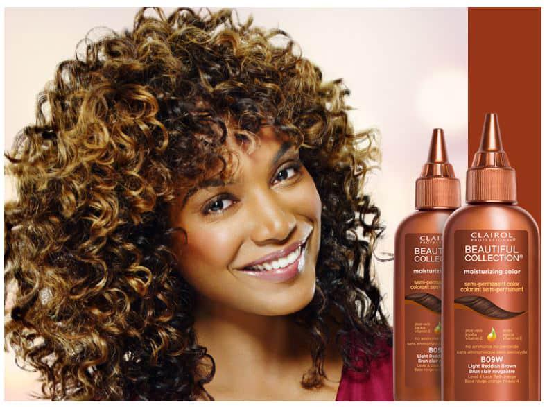 Clairol Semi Permanent Hair Color