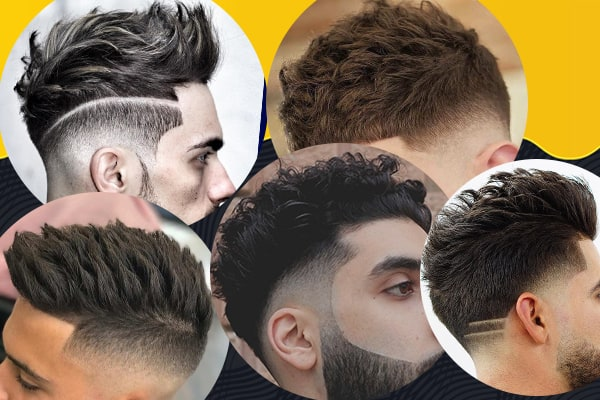 Mens hairstyles for thick coarse hair