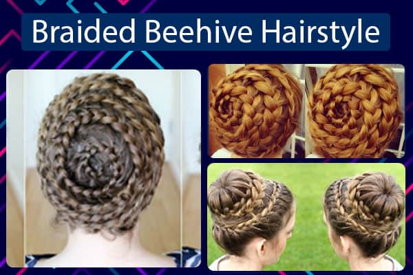 Braided Beehive Hairstyle