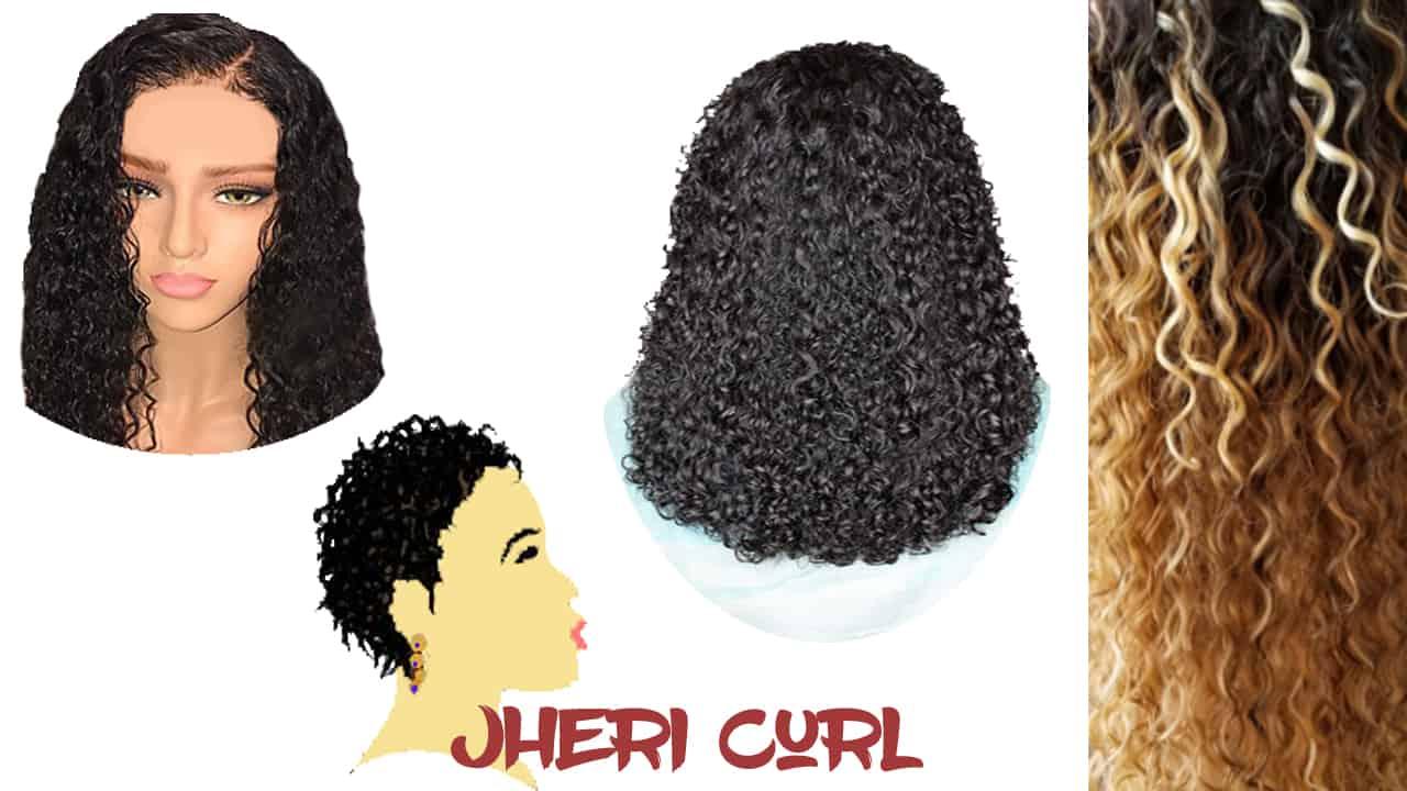 Jheri Curl