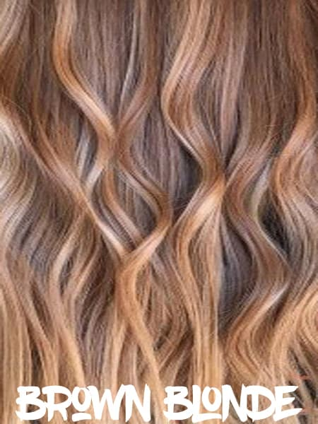 Brown Blonde Hair Color